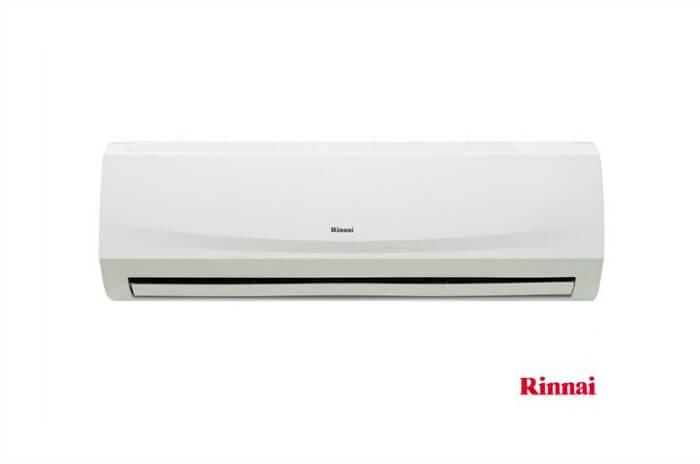 rinnai s series 5.2kw split system