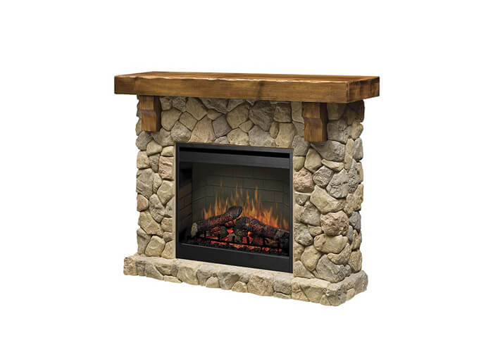 Fieldston with mantel