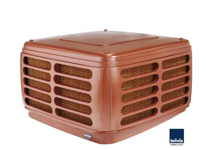 Brivis-advance-evaporative-cooler
