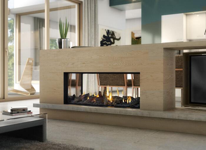 Escea DS1150 gas fireplace